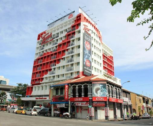 Tune Hotel Georgetown Penang - George Town - Κτίριο