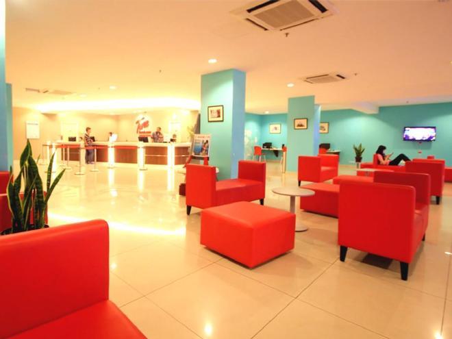 Tune Hotel Georgetown Penang - George Town - Lobby