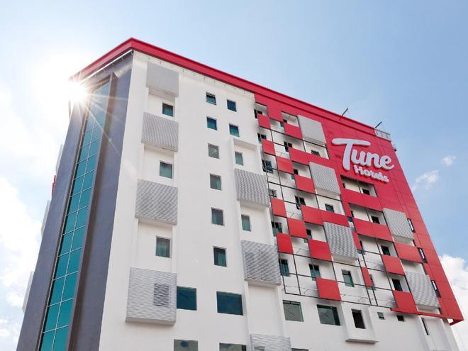 Tune Hotel Georgetown Penang - George Town - Bâtiment