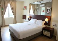 Tune Hotel Georgetown Penang - George Town - Camera da letto