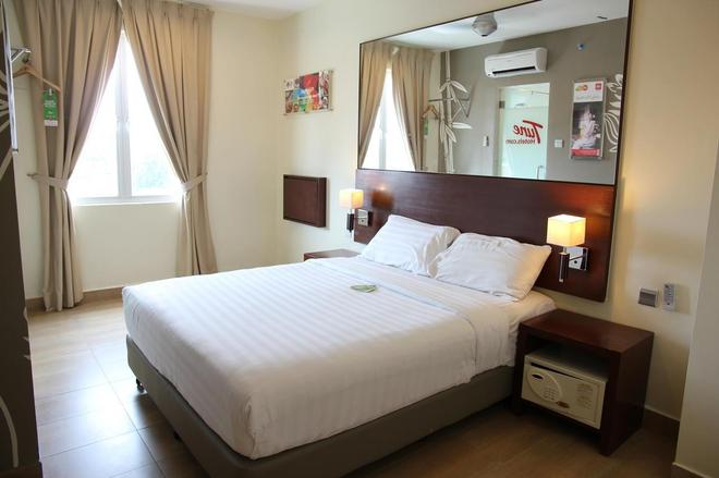 Tune Hotel Georgetown Penang - George Town - Chambre