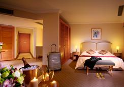 Harbour Plaza Resort City - Hong Kong - Slaapkamer