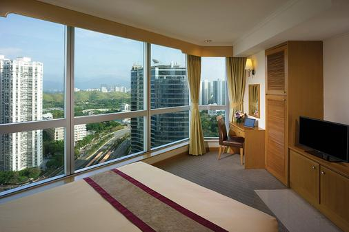 Harbour Plaza Resort City - Hong Kong - Varanda