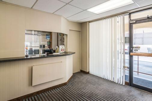 Rodeway Inn Regalodge - Glendale - Σαλόνι ξενοδοχείου