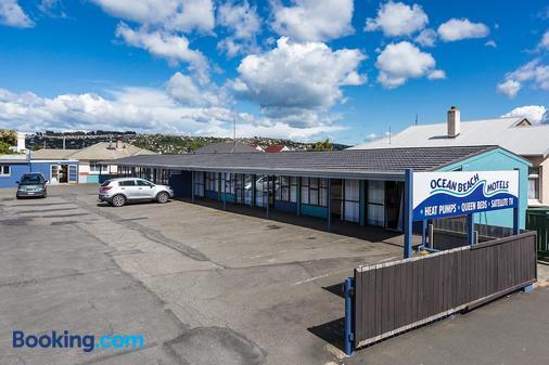 Ocean Beach Hotel - Dunedin - Building