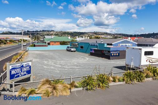 Ocean Beach Hotel - Dunedin - Parking