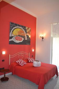 Anna's Family - Naples - Bedroom