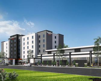 TownePlace Suites by Marriott Brantford and Conference Centre - Brantford - Building