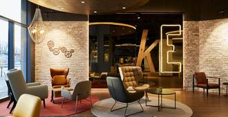 Hotel Indigo Berlin - East Side Gallery - Berlín - Lounge
