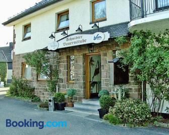 Hotel Restaurant Schmidter Bauernstube - Heimbach - Gebäude