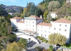 Grand Hôtel Des Bains - Vals-les-Bains - Building