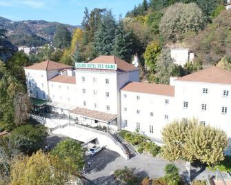 Grand Hôtel Des Bains - Vals-les-Bains - Edificio