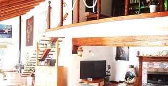 Can Maravilla - Peñíscola - Sala de estar