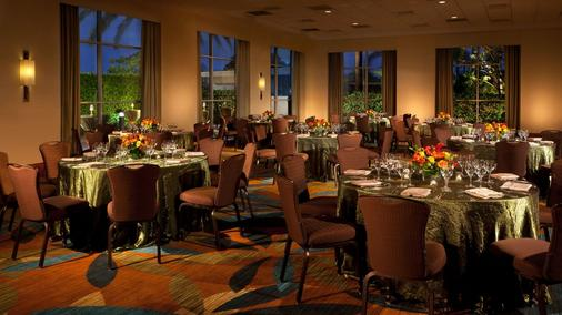 Hyatt Regency Orange County - Garden Grove - Salle de banquet