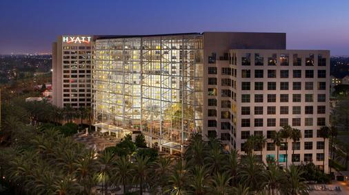 Hyatt Regency Orange County - Garden Grove - Bâtiment