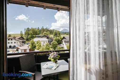 Hotel Haymon - Seefeld - Balcony