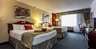 Le Nouvel Hotel - מונטריאול - חדר שינה