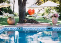 Hotel Spa & Restaurant Cantemerle - Vence - Pool