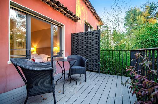 Hotel Spa & Restaurant Cantemerle - Vence - Balcony