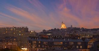 The Originals Boutique, Hôtel Maison Montmartre, Paris - París - Vista del exterior