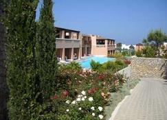 Helona Resort - Kardamena - Building