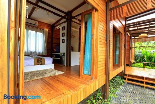 Viangviman Private Pool Villa And Resort - Thị trấn Krabi - Tiền sảnh