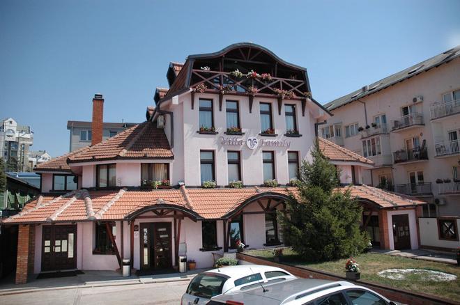Garni Hotel Villa Family - Belgrade - Building