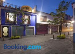 Hotel Casa Frida - Cuernavaca - Building