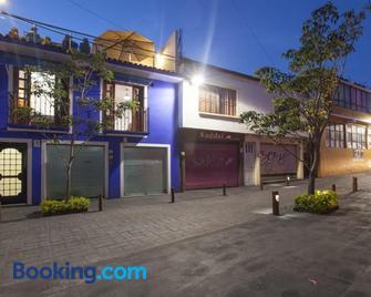 Hotel Casa Frida - Cuernavaca - Gebouw