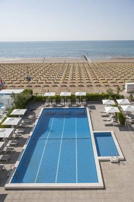 Hotel Imperial Palace - Jesolo - Pool