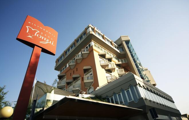 City Hotel - Senigallia - Building