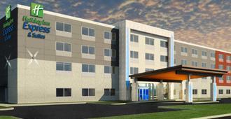 Holiday Inn Express & Suites Dearborn Sw - Detroit Area, An Ihg Hotel - Dearborn - Edifício