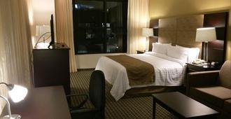 Holiday Inn Mexico Santa Fe - Mexico City - Bedroom