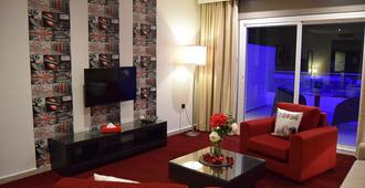 Hôtel Tamuda Beach - Tetuán - Sala de estar