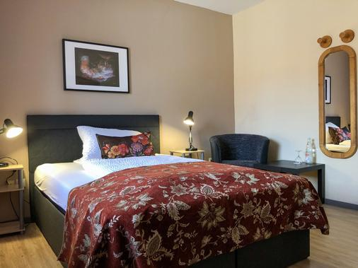 Hotel Restaurant Denis - Zemmer - Bedroom