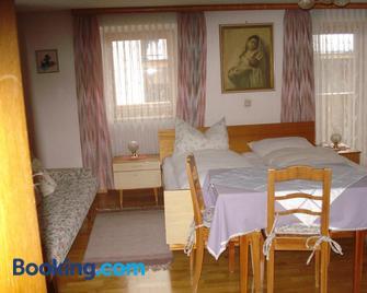 Haus Walter - Nesselwängle - Schlafzimmer