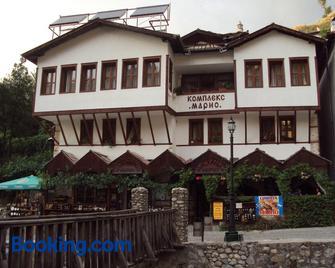 Mario Hotel & Complex - Melnik - Building