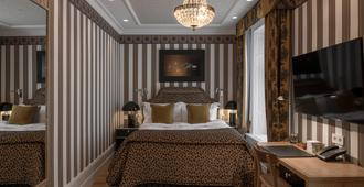 Grand Hôtel Stockholm - שטוקהולם - חדר שינה