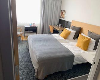 Hotel Fjordgarden - Ringkobing - Ložnice
