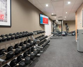 Towneplace Suites By Marriott Mansfield - Mansfield - Gym