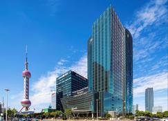 Grand Kempinski Hotel Shanghai - Shanghai - Building