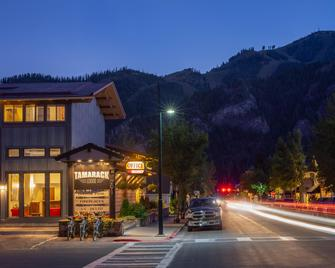 Tamarack Lodge - Ketchum - Building