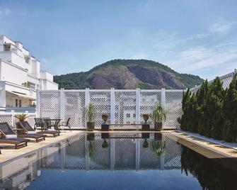 Copacabana Palace, A Belmond Hotel, Rio de Janeiro - Río de Janeiro - Edificio
