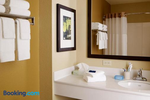 Extended Stay America Springfield - South - Springfield - Bathroom