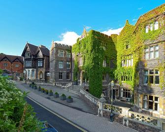 The Abbey Great Malvern - Malvern - Budova