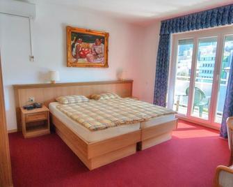 Hotel Dischma Lugano - Paradiso - Habitación