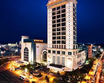 Lotte Hotel Ulsan - Улсан - Building