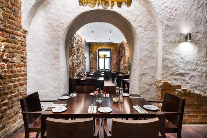 Aparthotel Stare Miasto - Krakow - Dining room