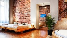 Aparthotel Stare Miasto - Krakova - Makuuhuone