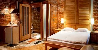 Aparthotel Stare Miasto - Cracovia - Camera da letto